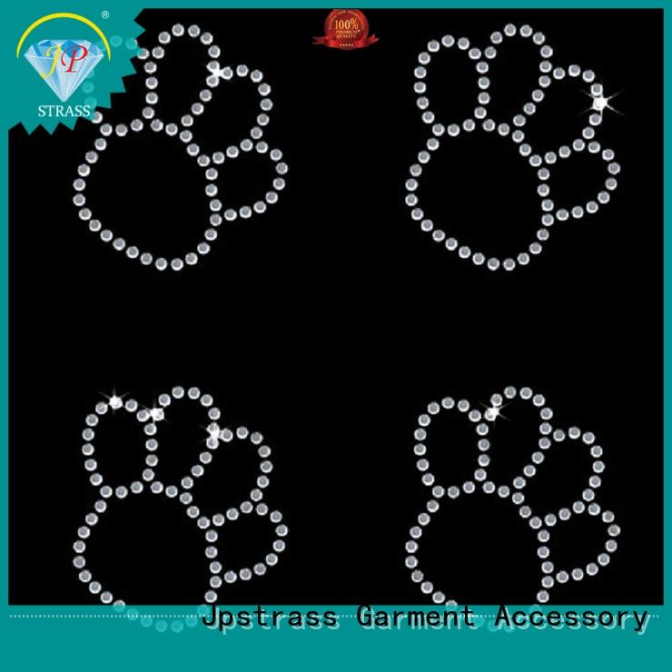 customized Rhinestone Transfers making supplier for dress