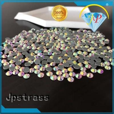 Jpstrass bulk iron on rhinestones business for clothing