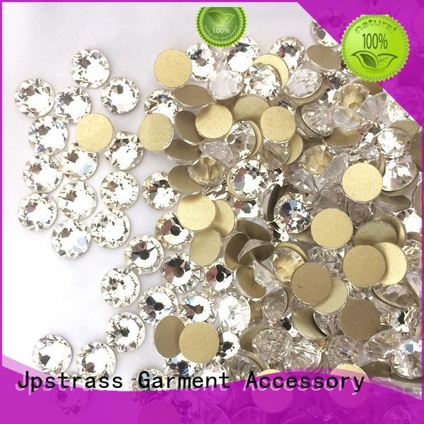 Jpstrass back cheap rhinestones supplier for dress