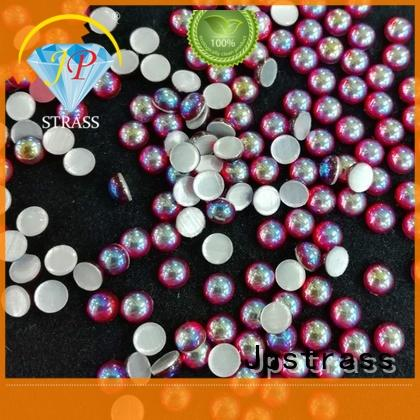 Jpstrass resin sew on crystal beads wholesale factory price for shoes