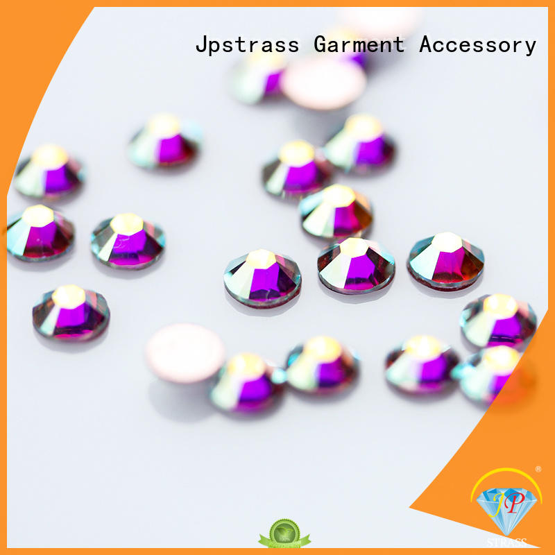 Jpstrass quality rhinestone bulk wholesale supplier for clothes