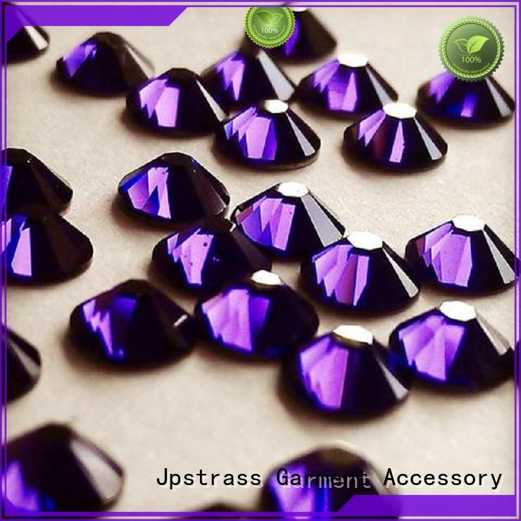 Jpstrass free wholesale hotfix rhinestones suppliers manufacturer for online