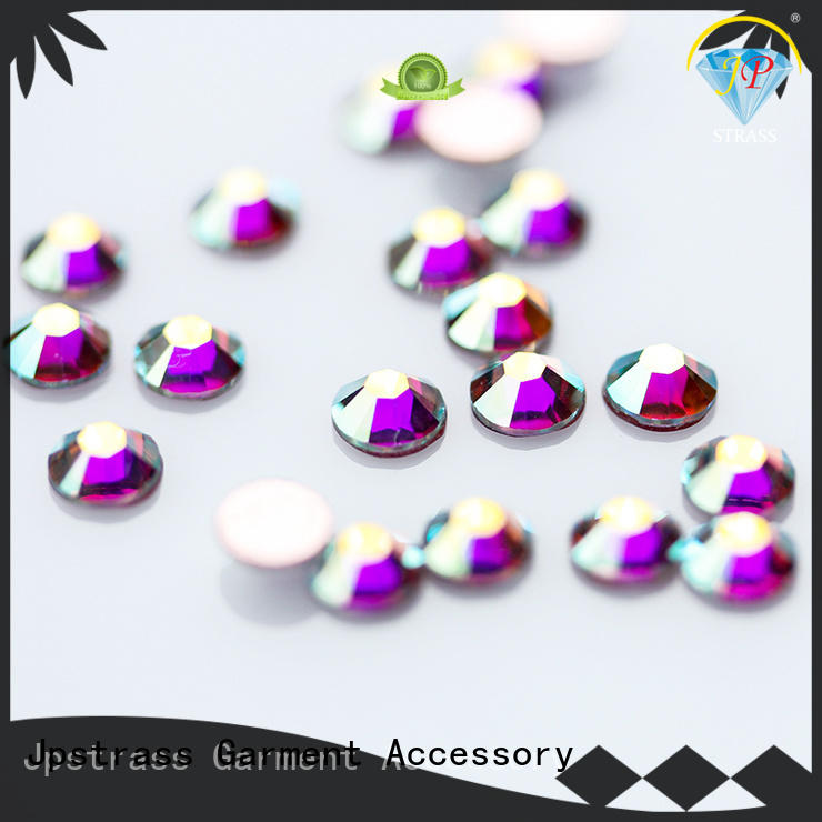 Jpstrass free wholesale rhinestones customization for clothes