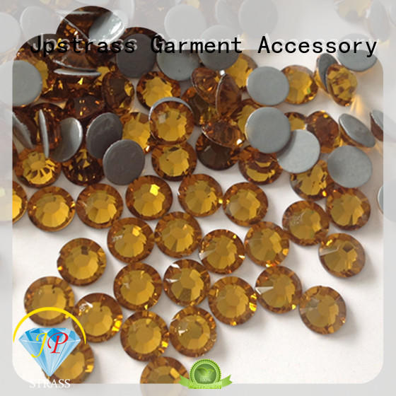 bulk strass hotfix crystal supplier for ballroom